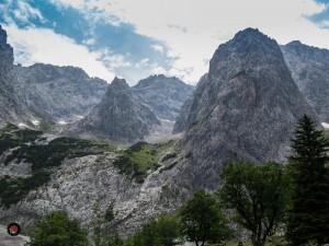 Panorama Oberreintal